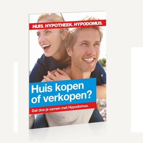 Reclamebureau Jorgen Maakt Reclame werkt voor Hypodomus Makelaars