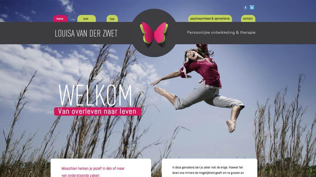Reclamebureau alphen aan den rijn Jorgen maakt reclame werkt voor Louisa van der Zwet