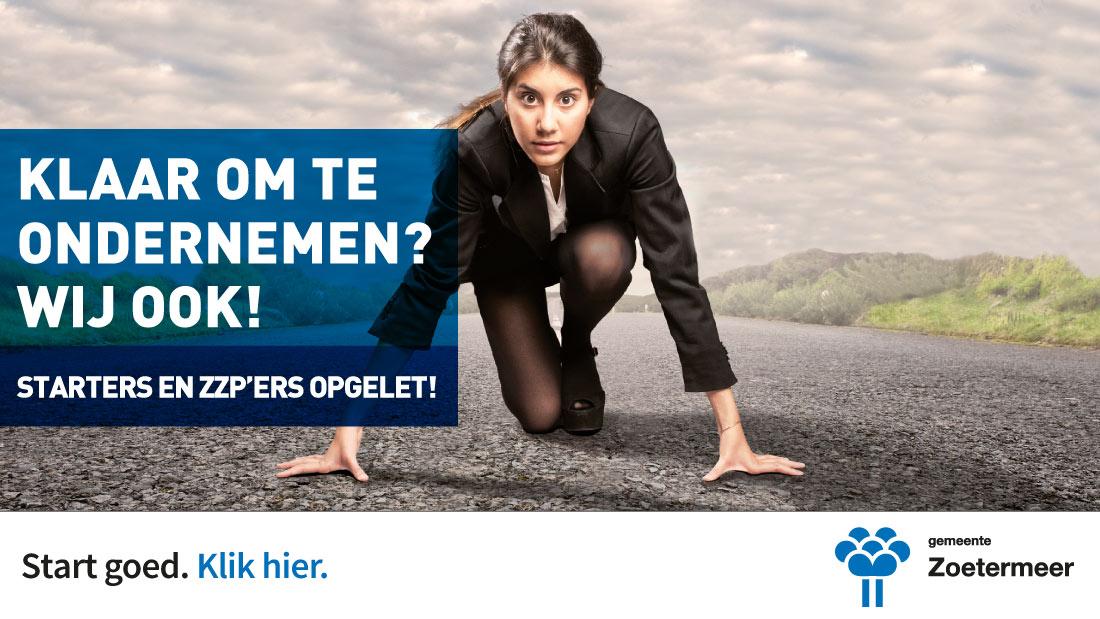 reclamebureau Zoetermeer ontwikkelt campagne