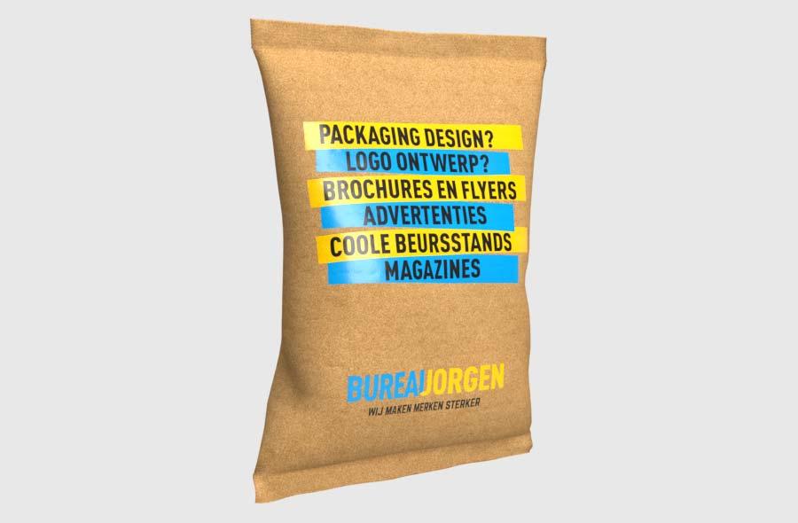 huisstijl en logo ontwerpen packaging design