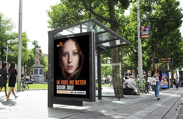 reclamecampagne ontwikkelen, creatief concept